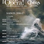 Viva l'opéra! by UGC: Bonbons, esquimaux, art lyrique!!!!