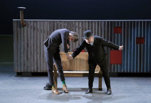 Bouvard et Pécuchet - Photo by Pascal Victor/ArtComArt