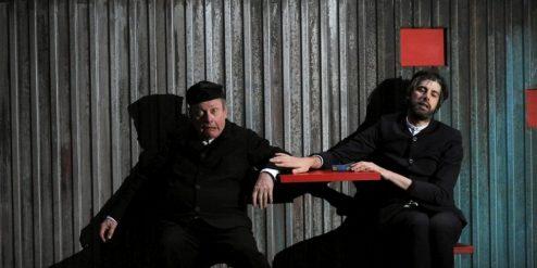 Bouvard et Pécuchet -  ©  Pierre Meunier