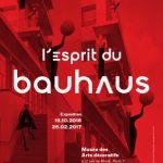 L'esprit du Bauhaus au Musée des Arts décoratifs