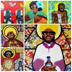 A l'avant garde : Paul Ndema