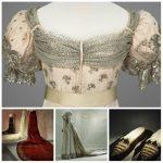 Billet chiffon : au coeur de la Malmaison ... dans les armoires de l'impératrice Joséphine