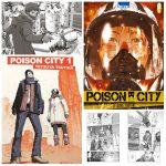 Poison City – Tesuya Tsutui : quand les auteurs dérangent …