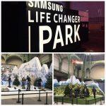 Samsung Life Changer Park: parc d'attraction virtuel et frisson garanti
