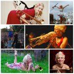 Trouvaille musique, swing et burlesque : Gunhild Carling