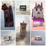 A l'avant garde : Laurent Chehere – Maisons volantes