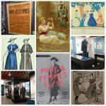 Exposition Mode et femmes 14-18 : la guerre en dentelles ?