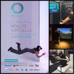 Salon Virtuality Paris 2017: de la réalité virtuelle … mais des sensations bien réelles!