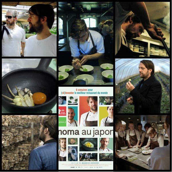 The artchemists noma au japon choc culturel volontaire for Documentaire cuisine gastronomique