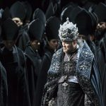 Don Carlo par Robert Carsen : black is cruel and beautiful