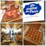 La Crème de Paris: gaufres sans gluten … mais le plein de saveurs !