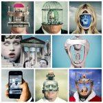 A l'avant garde: les GIFs surréalistes de Sholim