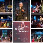 L'Hôtel du libre échange à la Comédie Française : humour et trahison !