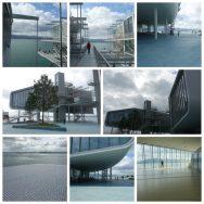 Botin mondain : visite du  Centre Botín de Santander