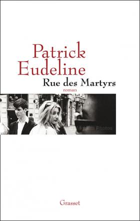 couverture du roman Rude des Martyres de patrick Eudeline