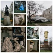 A l'avant garde spécial Arles: Niels Ackermann et Sébastien Gobert -  Looking for Lenin