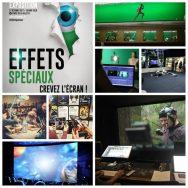 Exposition Effets spéciaux - Crevez l'écran!: l'illusion cinématographique décryptée