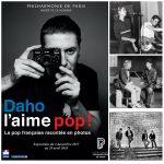 Tombé pour la pop! Quand Étienne Daho expose la pop française à la Cité de la Musique