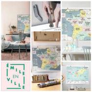 Émileen Ville: cartographie de salon et nostalgie de la communale