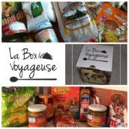 La Box Voyageuse: tout l'Ailleurs dans une boite à manger?