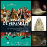 Exposition Visiteurs de Versailles 1682-1789: devenir le centre du monde?