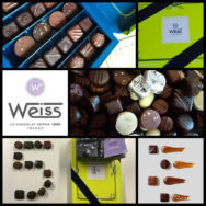 Weiss: le chocolat haute couture