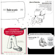 Catalogue déjanté des expressions de la langue française: l'art du jeu de mots?
