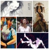 7 Dragon Ladies: grandes dames et femmes d'action