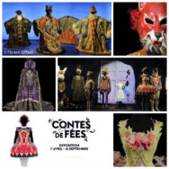 Exposition Contes de Fées: le costume de scène au service de l'onirique
