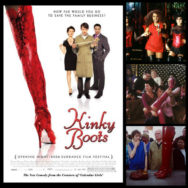 Kinky Boots : these red boots are made for walking sexy !