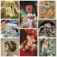 A l'avant-garde: Julia Lillard