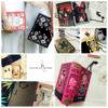 Les Dilettantes: un bookbag à l'épaule!