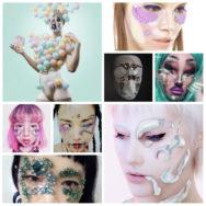 Ines Alpha: penser le maquillage du futur?