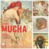 Exposition Alphonse Mucha au Musée du Luxembourg: la bohème aux deux sens du terme