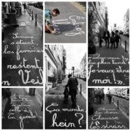A l'avant-garde: @Ma rue par Achbé