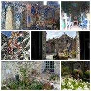Chartres: La Maison Picassiettehaut lieu de l'art brut
