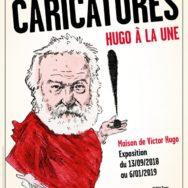 Caricatures – Hugo à la une: une histoire d'amour