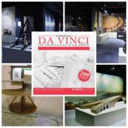 Expo Da Vinci – Les inventions d'un génie à La Sucrière de Lyon