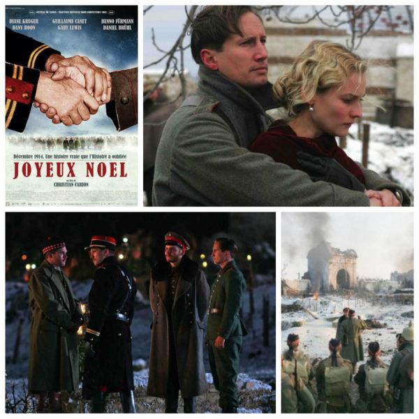 Film Joyeux Noel De Christian Carion.The Artchemists Joyeux Noel La Paix Soit Sur Le No Man S