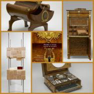 Exposition Meubles à secrets, secrets de meubles: l'ébénisterie, un art du mystère ?