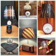 A l'avant garde: les drôles de lampes de Corinne Zecchini-Visery
