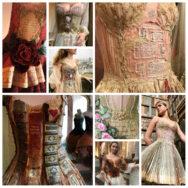 A l'avant garde: les robes de Sylvie Facon