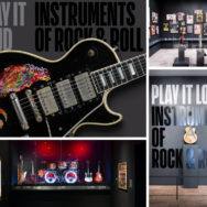 Play it loud : quand le MET rend hommage aux instruments du rock !
