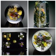 A l'avant garde: Paul J. Stankard ou la botanique du verre