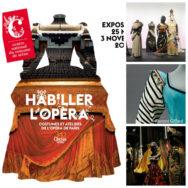 Habiller l'opéra: 350 ans de costumes au CNCS