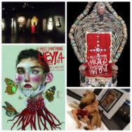 Halle Saint Pierre: from Chicago to Hey 4, la joie carnassière de l'exclusion
