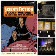 Scientifiction, Blake et Mortimer au musée des Arts et Métiers: quand Edgar P. Jacobs sublime la technologie
