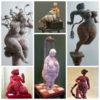 A l'avant garde: Yulia Ustinova, la Vénus au crochet …