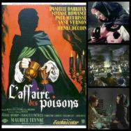 L'Affaire des poisons: sorcières vintage à la mode française