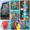 A l'avant garde: Supo Caos … quand le street art fait les gros yeux!